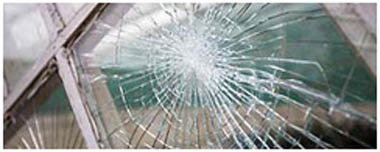 Sunningdale Smashed Glass